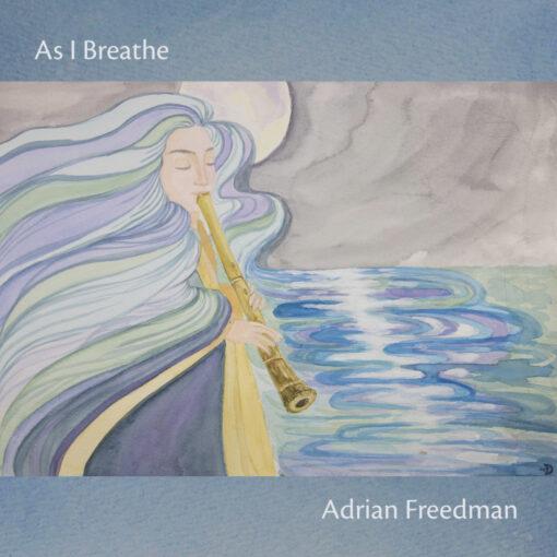 Shakuhachi Album As I Breathe Front Cover listen