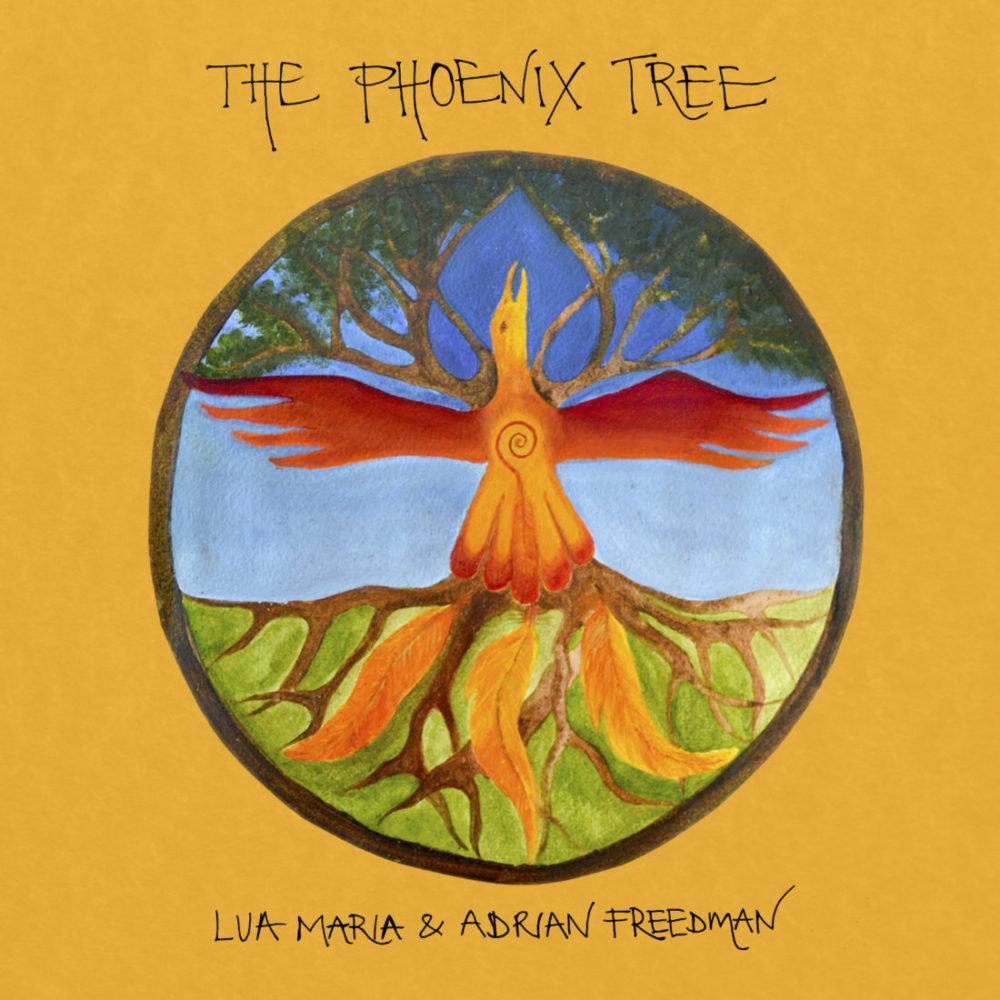 Album The Phoenix Tree Front Cover Listen