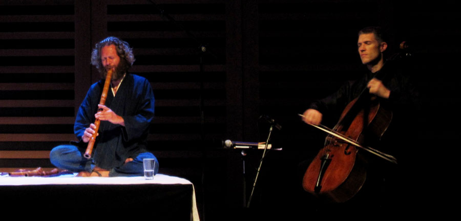 Adrian Freedman and Matthew Barley, Kings Place Hall