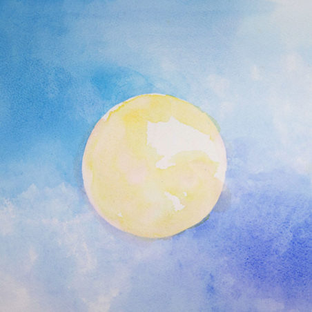 As I Breathe Back Cover Original Artwork by Noriko Moonbird Features