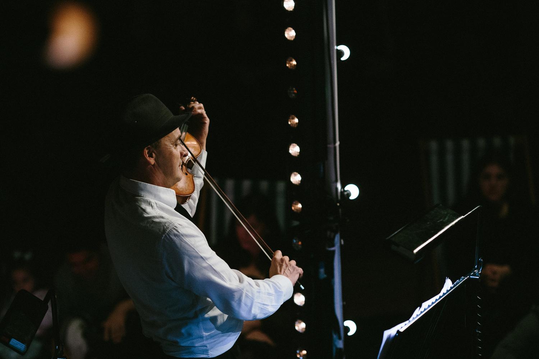 John Townshead violin