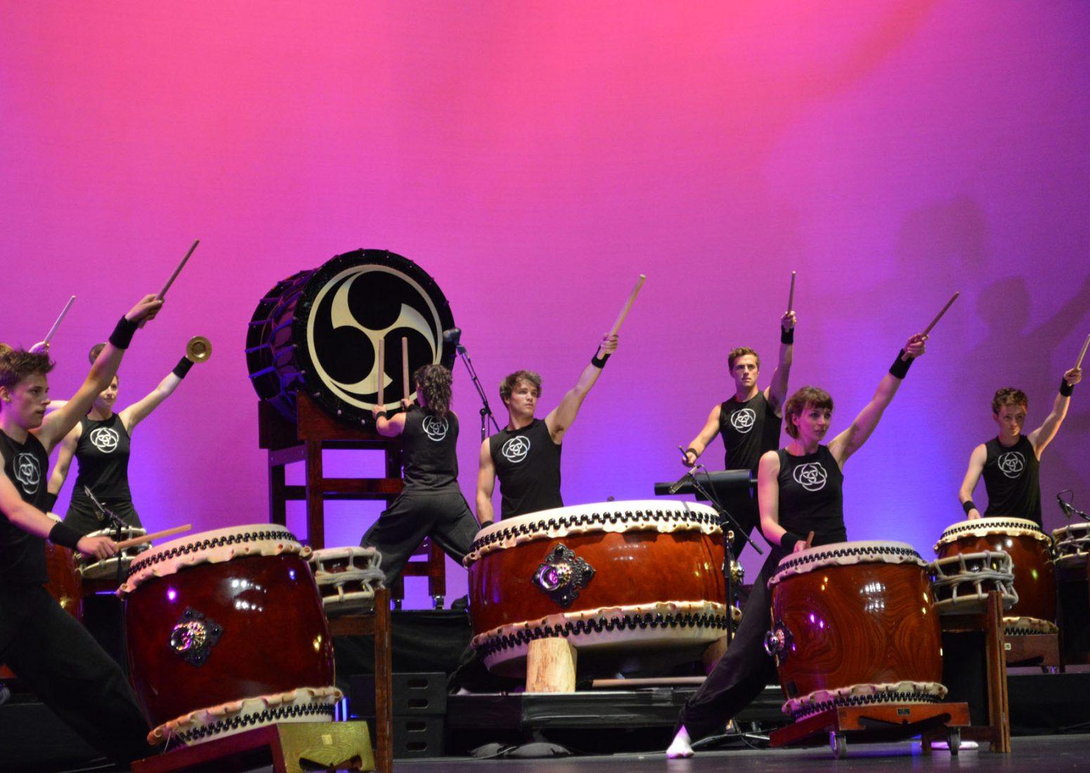 Taiko Japanese Drums Kagemusha