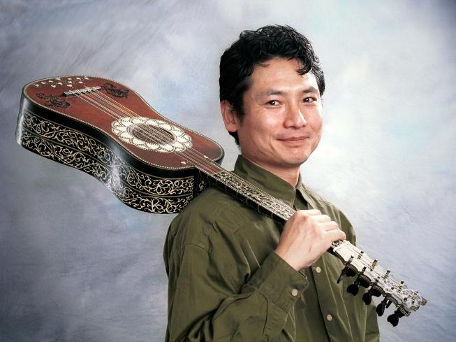 Taro Takeushi Lute Player