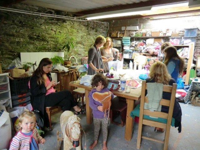 community living kids indoor