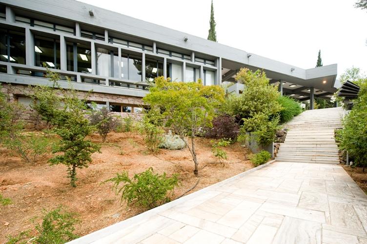 Amphiteatre facade