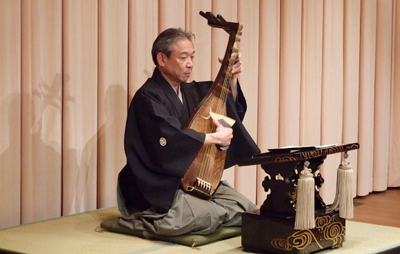 Japanese musician Katayama Kyokusei