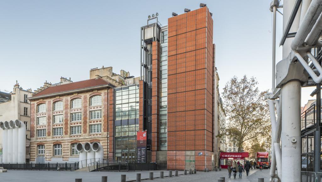 Cultural Centre facade