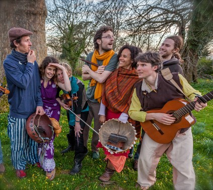 happy musicians ombiviolum