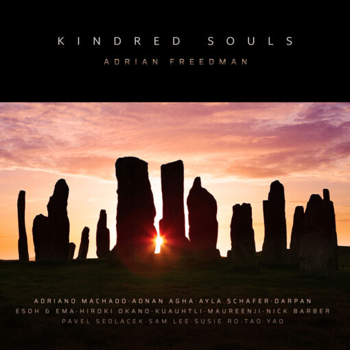 Kindred Souls cover art